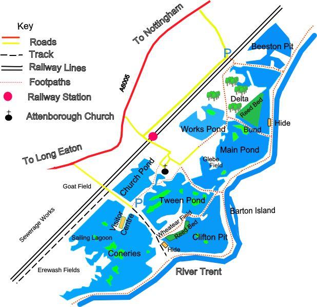 Attenborough wildlife reserve
